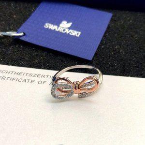 🍁NWT Swarovski Jewelry Fine Ring
